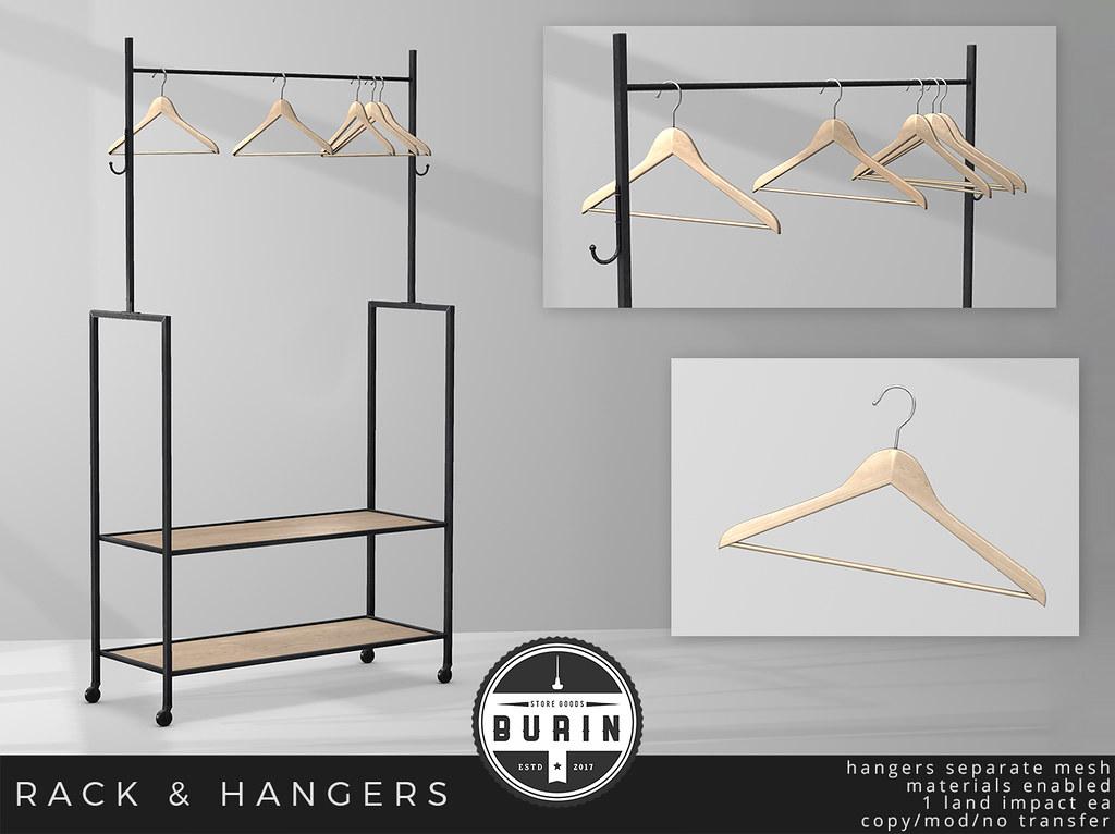 Rack & Hangers - TeleportHub.com Live!
