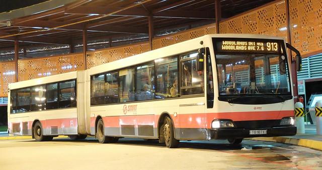Mercedes-Benz O405G Volgren