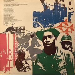 CURTIS MAYFIELD:BACK TO THE WORLD(JACKET B)