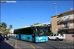 Irisbus Crossway - Les Courriers du Midi (Keolis) / Transp'Or n°103095