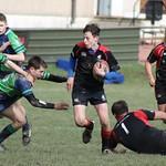 U16 boys v Boroughmuir (friendly) March 2019