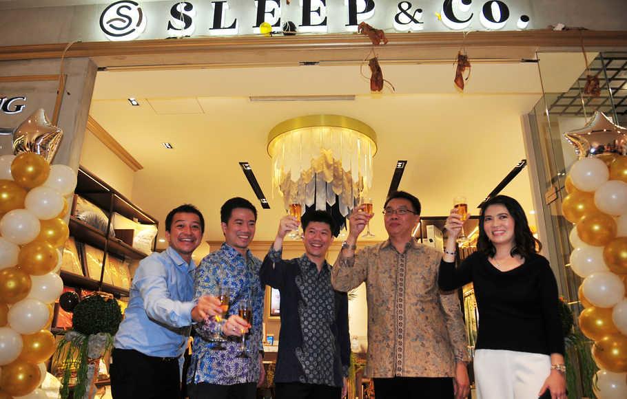 Sleep & Co, One Stop Sleep  Experience Boutique Hadir di MTA
