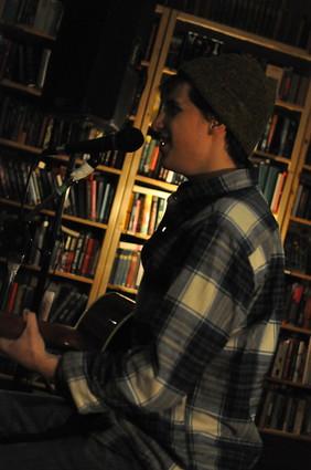 Sam Eastman at Black Squirrel Books