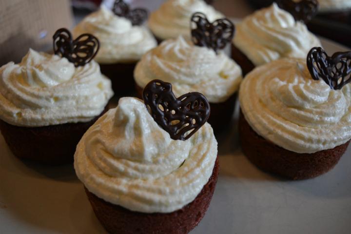 Recept: cupido cupcakes