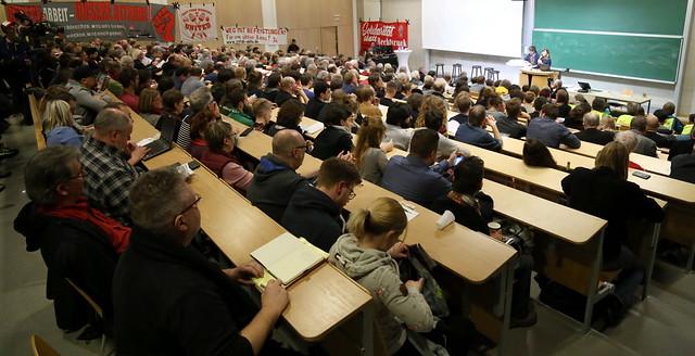 190215 RLS Streikkonferenz Braunschweig Aus unseren Kämpfen lernen
