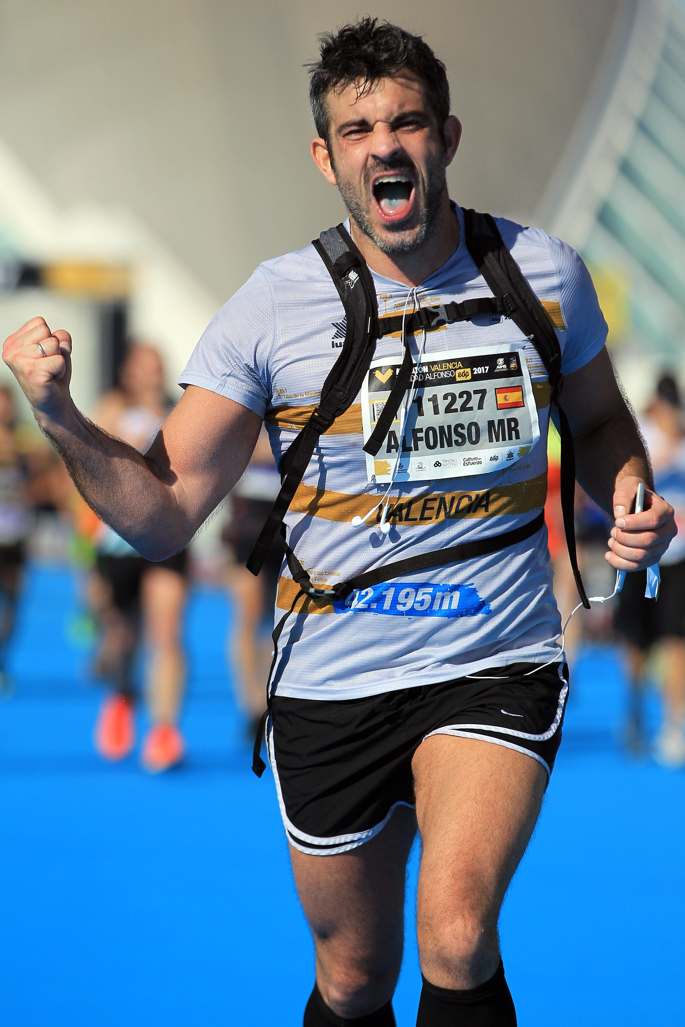 Correr el Maratón de Valencia, España - Marathon Spain maratón de valencia - 32256603197 76a309393d k - Maratón de Valencia: análisis, recorrido, entrenamiento y recomendaciones de viaje