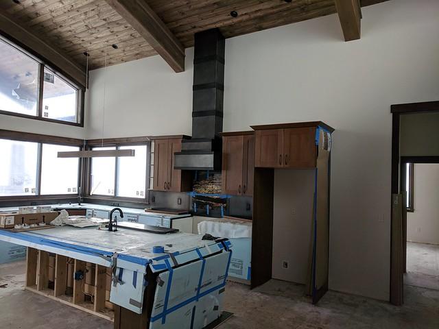 broad kitchen view
