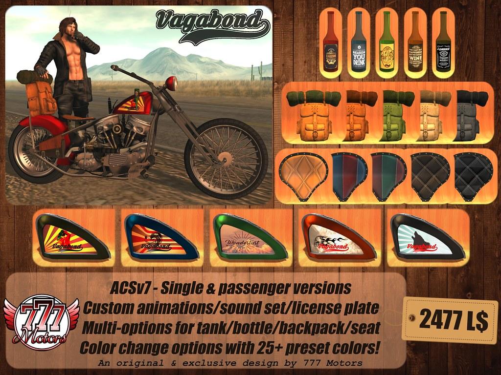 [777] Vagabond (Vendor picture)