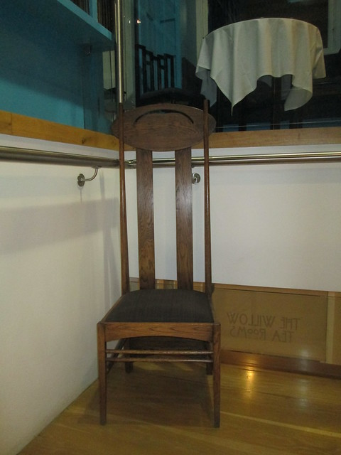 C.R. Mackintosh chair