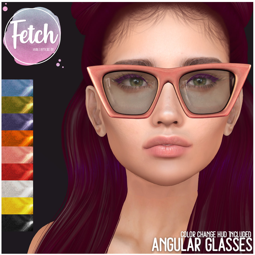 [Fetch] Angular Glasses @ Bloom!