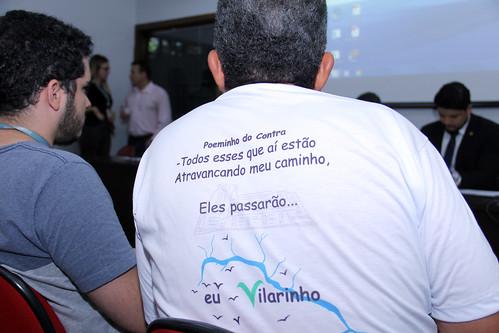 Audiência pública para debater as intervenções já realizadas na Avenida Vilarinho - Reunião - Comissão Especial de Estudo: Enchentes da Avenida Vilarinho