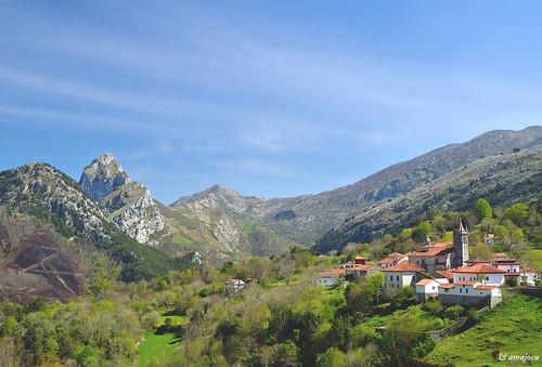 Alles  (Asturias)  Spain