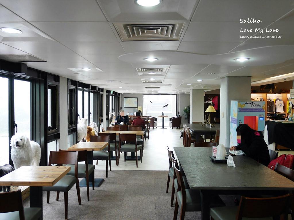 台北陽明山遊客服務中心親子動物餐廳咖啡廳下午茶推薦石尚自然探索屋  (2)