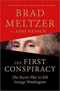 the-first-conspiracy book cover