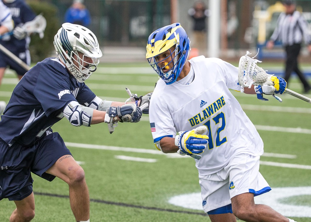 Delaware men's lacrosse defeats Monmouth in home opener