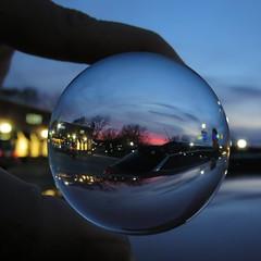 Lens sphere 5