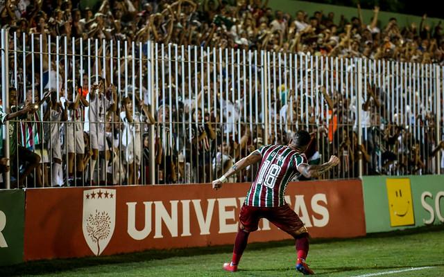 Fluminense x Boavista - 14/03/2019