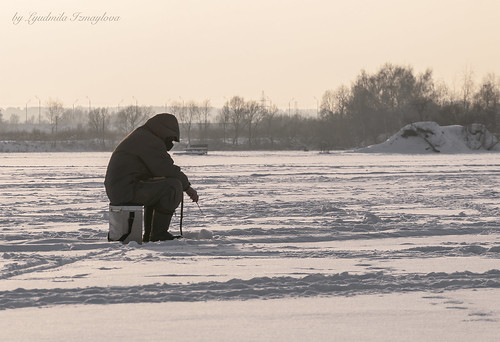 Winter fishing