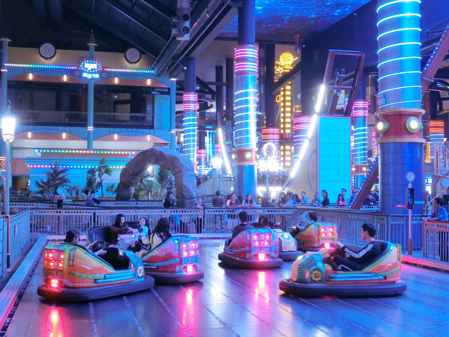 Genting_Highlands_Skytropolis_Indoor_Amusement_Park_7