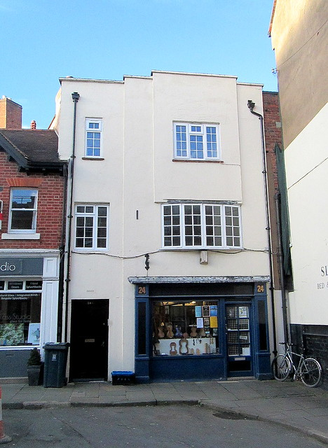 Another Art Deco Shop, Shrewsbury