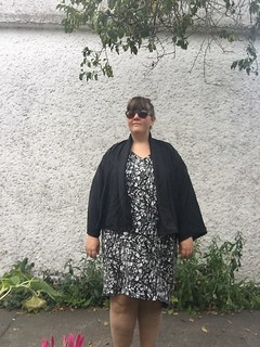 Kochi Kimono Plus Size Review in silk