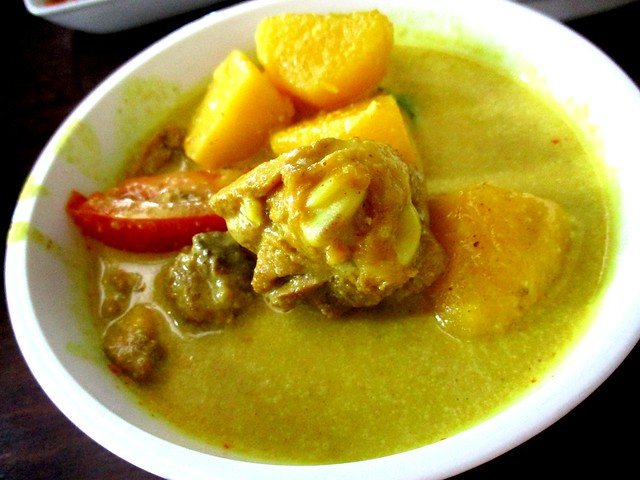 Peter's curry lemak