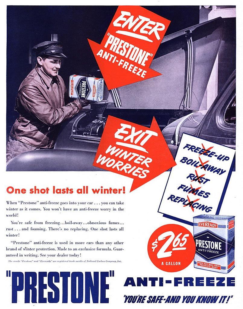 Prestone 1940