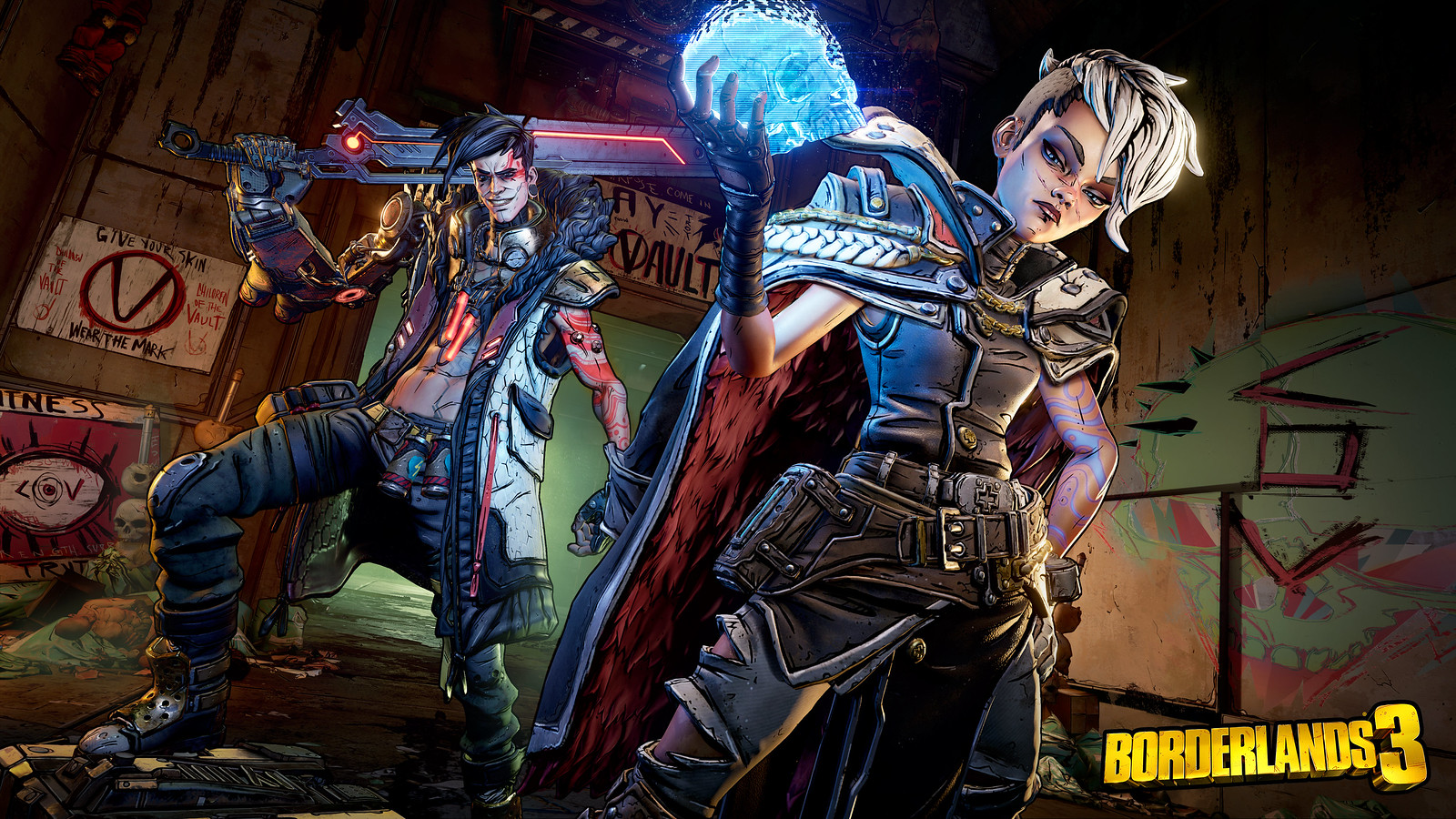 Borderlands 3 Hits PS4 September 13, Watch the New Gameplay