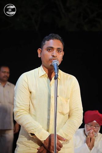 Dera Veer from Surat, expresses his views