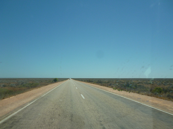 The nullarbor road