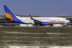 Lotnisko Alicante - Spain. Jet2holidays