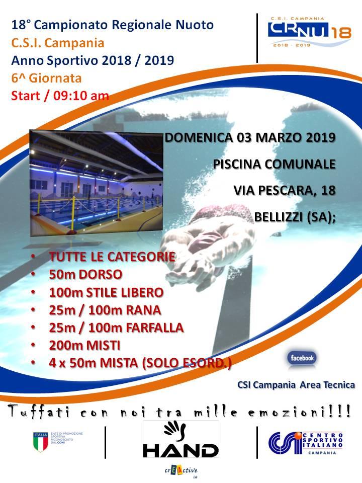 CRN Metasport Bellizzi 03-03-19