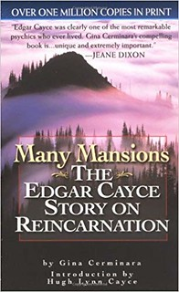 Many Mansions: The Edgar Cayce Story on Reincarnation - Gina Cerminara