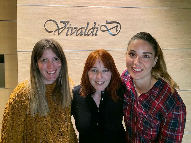 Tu Boda ira Bien Joyeria Biendicho Senor y Senora de Viajes Globus ConOtroEnfoque Restaurante Vivaldi