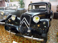 Citroën Traction Avant 1953