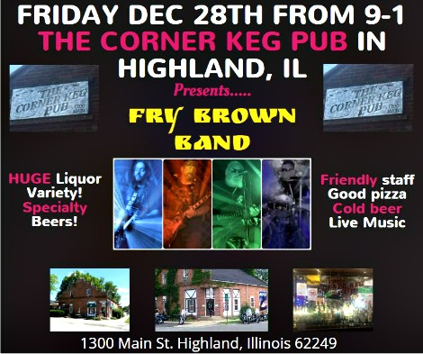 Fry Brown Band 12-28-18