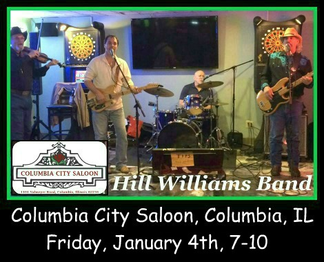 Hill Williams Band 1-4-19