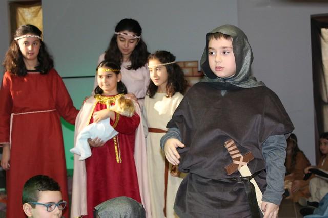 VD SF Neri rievocazione storica nascita Federico II di Svevia