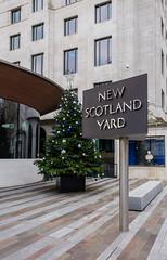 Christmas Day 2018, London