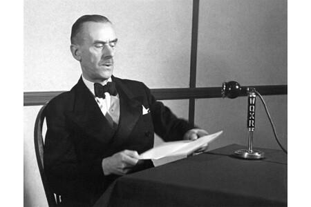 Thomas Mann 1943