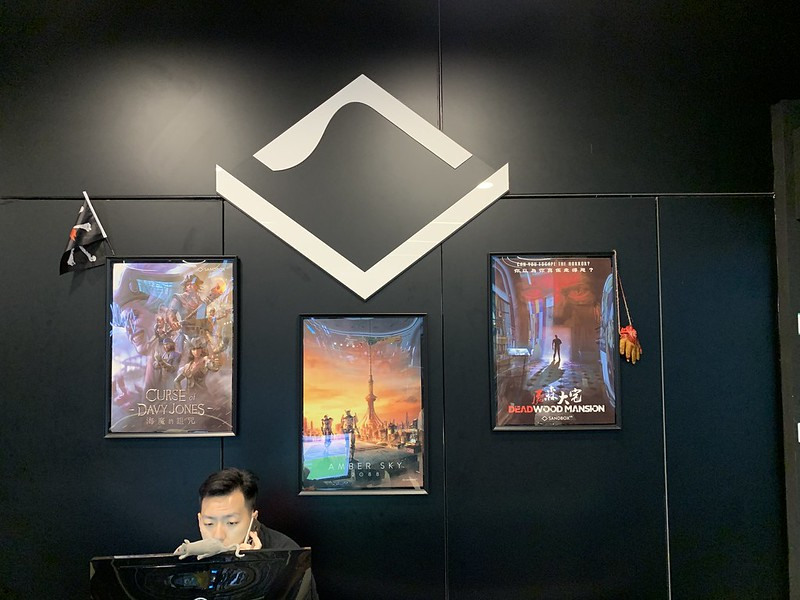 Sandbox VR (Singapore) - Games Available