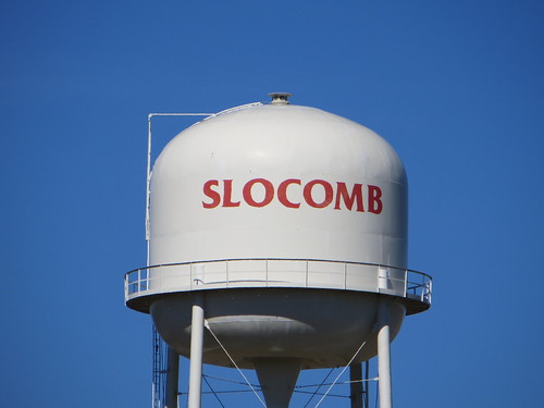 Water Tank (South) Slocomb AL