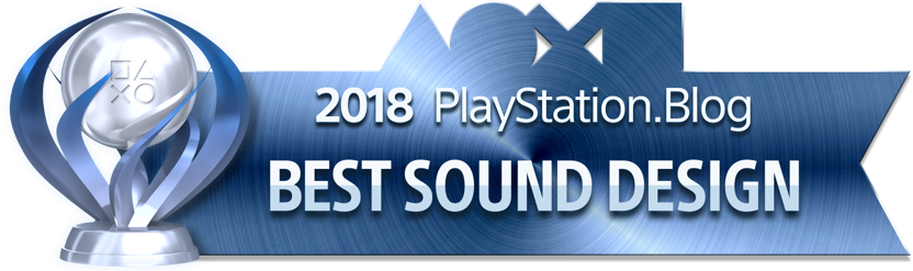Best Sound Design - Platinum