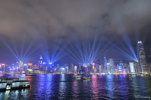 A Symphony of Lights enhanced with pyrotechnic displays
