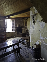 la Sainte Baume (le sanctuaire la grotte de Marie Madeleine) dans le Var-15-cliche Jean Weber