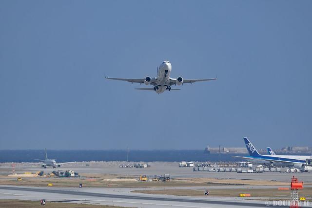 Naha Airport 2019.1.31 (12)