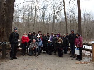 Photo: Second Saturday Birders Jan 2019 by Penny O'Connor at Rocky River Reservation, Cleveland Metroparks, 24000 Valley Pkwy, North Olmsted, OH 44070