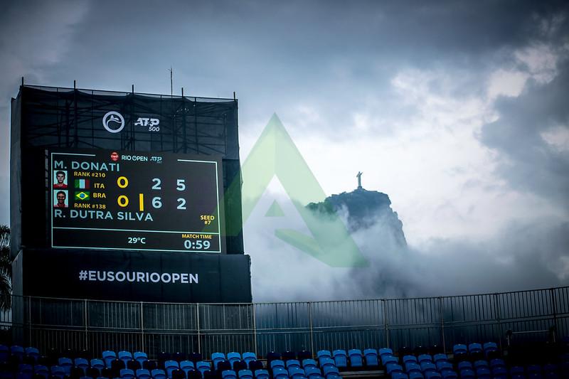 Rio Open 2019 - Qualifying
