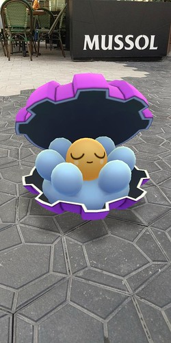 366 - Clamperl [Shiny]