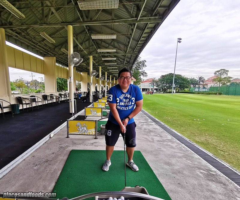eastin thana city driving range